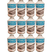 Chemours Dupont R134a Refrigerant 134a Freon Self Sealing 12 A/c 12oz Cans