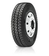 2 New Hankook Dh06 - 11/r22.5 Tires 11225 11 1 22.5