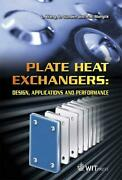 Plate Heat Exchangers Design, Applications And Performance By L. Wang English