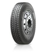 4 New Hankook Dh37 - 285/75r24.5 Tires 28575245 285 75 24.5