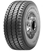 4 New Gladiator Qr88-ms Chip Cut Resistant - 11/r24.5 Tires 11245 11 1 24.5