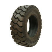 4 Michelin Stabil'x Xzm Radial Forklift Tire - 225x75r-15 Tires 2257515 225 75