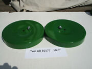 Ad10177 One Pair Of 10 1/2 Depth Bands For John Deere 71 Flex Planter