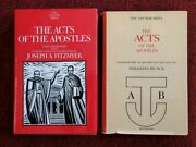The Anchor Bible - The Acts Of The Apostles - Fitzmyer And Munck - Vol 31