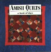 Amish Quilts Book Of Days