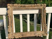 Charles E. Prendergast American 1863-1948 Baroque-style Picture Frame Signed