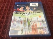 Justice League The New Frontier Blu-ray Disc, 2008, Special Edition New