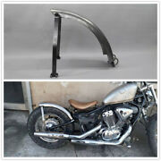 Motocycle Modified Steel Rear Fender For Honda Shadow 400 600 Vlx 400 600 Us