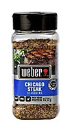 Weber Chicago Steak 8 0z Seasoning Rub Great On The Grill Griddle Smoker