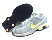 Infant Toddler Girls Kids Nike Shox 309614 071 Silver 2005 Ds Sneakers Shoes
