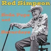 Red Simpson - Soda Pops And Saturdays Used - Very Good Cd