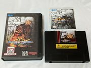 Snk Neo Geo Aes The King Of Fighters 99 Us Version Complete In Box - Super Nice