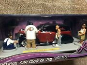 Jada Toys Homie Rollerz 39 Chevy Delivery 1/24 Offical Car Club Of The Homies
