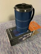 Gsi Outdoors Javapress Coffee Maker Graphite 30 Fl Oz Travel Camping Backpacking