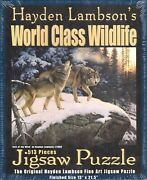 Call Of The Wild 513 Piece Puzzle - Hayden Lambson