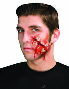 Safely Pinned 4 Inch Gash Costume Accessories