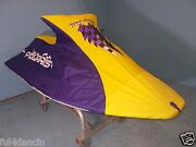 Polaris Sl Slh Slx Cover Purple And Yellow With Dealer Logo New Out Of Box Oem