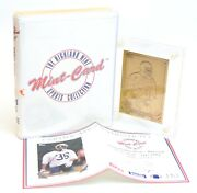 Ma5 The Highland Mint Mint-card Sports Collection Jerome Bettis 1993 Bronze