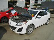 Trunk/hatch/tailgate Sedan Without Lock Cylinder Fits 10-13 Mazda 3 8020997