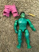 Mego Hulk 8 Action Figure Marvel Comics 1974 - For Parts Or Repair