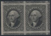 17 Mint Pair 100j Guaranteed Finest In Existence - Parts Of 9 Stamps Gd 6/25