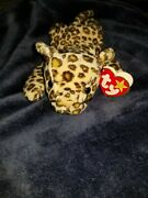 Original Ty Freckles Roary Stripes Velvet Canyon And Sneaky Beanie Babies