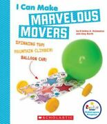 I Can Make Marvelous Movers Rookie Star Rookie Star Makerspace Projects