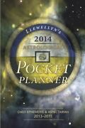 Llewellynand039s 2014 Astrological Pocket Planner Daily Ephemeris And Aspectarian 2013