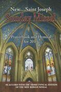St. Joseph Sunday Missal And Hymnal For 2013