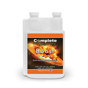 Boost - Hydroponic Nutrient Solution -fertilizer Booster Bloom Vitamins Enhancer