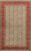 Vegetable Dye Semi Antique 5and039x7and039 Anatolian Oushak Turkish Oriental Area Rug Wool