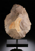 Nucleus From Egypt...larger Stone Used As Core/nucleus Other Tools And Weapons