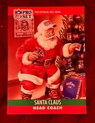 Extremely Rare Mint Condition Santa Claus Head Coach