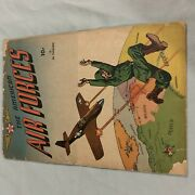 The American Airforces 1 Golden Age Pre Code Wwii 1944
