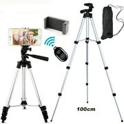 Photography Mobile Camera Tripod Stand Holder Camping Outdoor Hiking Traveling