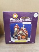 Santaand039s Workbench Grind Central Cafe Village Accessories Ornaments-41a