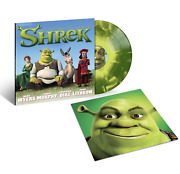 Shrek - Music From The Original Motion Picture Swamp Green Color Vinyl