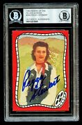 Peggy Stewart 265 Signed Autograph 1993 Riders Of The Silver Screen Card Bas