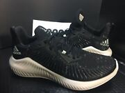 Adidas Alphaboost + Parley Menandrsquos Size 9.5 Running Sneakers Boost Shoes G28372