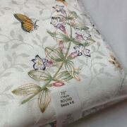 New Lenox® Butterfly Meadow® Flutter 70-inch Round Tablecloth W/ Hummingbird