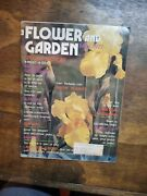 Flower And Garden - May 1977 - Special Section 8 Pages Of Ideas Intensive Garden
