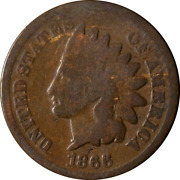 1866/6 Indian Cent Great Deals From The Executive Coin Company