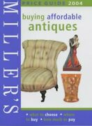 Millerand039s Buying Affordable Antiques 2004 Price Gu... By Knowles Eric Paperback