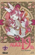 Alice 19th - Tome 07 Alice 19th 7 By Watase, Yuu Book The Fast Free Shipping