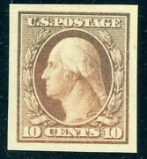 Us Scott 338tc1am Trial Color Large Die Proof Xf 10andcent Brown Dfp 7/8/20
