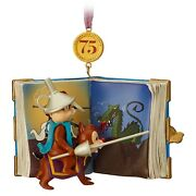 Chip 'n Dale Legacy Sketchbook Ornament 2018 Limited Release 75th Anniversary