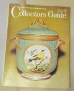 The Antique Dealer And Collectors Guide June 1965 - More Glass Paperweights
