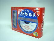 How To Play The Harmonica Book And Kit Mib By Mud Puddle