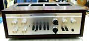 Luxman Lx38 Tube Type Stereo Integrated Amplifier Ac100v 50hz/60hz 150w Japan