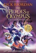 Heroes Of Olympus The Lost Hero / The Son Of Neptune / The Mark Of Athena /...